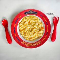 Resep MPASI: Sup krim ayam makaroni ala slow cooker untuk 8 bulan ke atas
