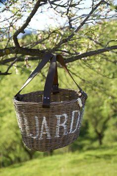 Jardin Basket riviera maison
