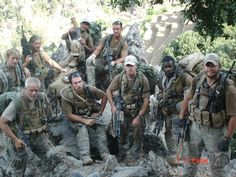 GRP Rescue of Marcus Luttrell, Mindset, and Special Forces
