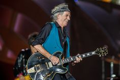 Keith Richards Photos - The Rolling Stones in Concert - Indianapolis, IN - Zimbio