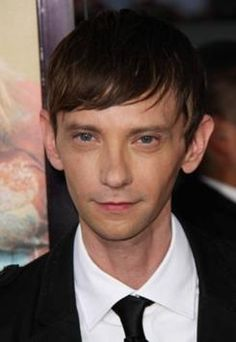 DJ Qualls--cute in a funny looking way. I like that, which is good because people frequently tell my husband he looks like him.