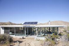 Prefab house :: Taalman Koch, Nitze IT House in Pioneer Town | Patricia Parinejad photos.