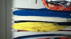 Command Hooks for hanging scarves & belts