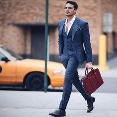 Mariano Di Vaio #NYFW #thisisboss #bossfashionshow