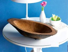How to Carve a Bowl  Showcase beautiful timber by transforming a tree growth into a bowl.