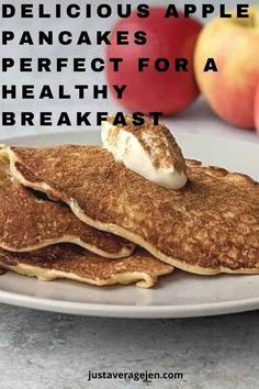 Slimming World Pancakes, Slimming World Breakfast, Milk And Eggs, Cinnamon Apples, Breakfast Ideas, Brunch, Snacks, Cooking, Kitchens