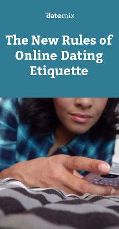 Online dating etiquette after second date
