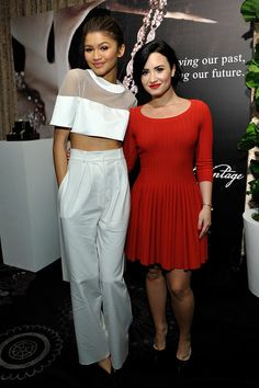 From superchic and feminine dresses to trendy formfitting looks, Demi's 2015 is already full of fashionable moments. Keep scrolling to see photos of her best outfits.