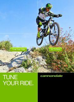 CANNONDALE TUNE YOUR RIDE - MTB Suspension App