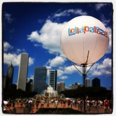 I will be attending Lollapalooza this year and I am so excited!!