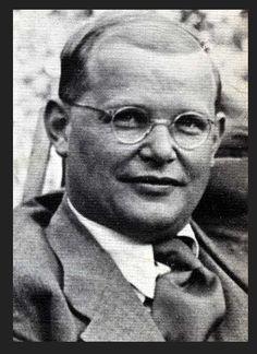Dietrich Bonhoeffer - I enjoy reading anything he has written