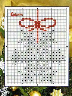 Brilliant Cross Stitch Embroidery Tips Ideas. Mesmerizing Cross Stitch Embroidery Tips Ideas. Xmas Cross Stitch, Cross Stitch Christmas Ornaments, Cross Stitch Needles, Cross Stitch Cards, Christmas Embroidery, Christmas Cross, Counted Cross Stitch Patterns, Cross Stitch Designs, Cross Stitching