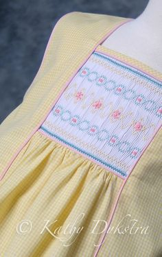 Pink and Yellow Perfection   Sewing Adventures…..
