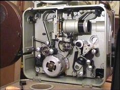 35mm Theater Projectionist Training PART TWO - YouTube