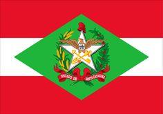 bandeira de sta catarina