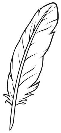 tattoo stencils templates - tattoo stencils & tattoo stencils outline & tattoo stencils for women & tattoo stencils templates & tattoo stencils outline design & tattoo stencils simple & tattoo stencils outline transfer paper & tattoo stencils unique Feather Clip Art, Feather Stencil, Feather Template, Feather Drawing, Feather Pattern, Wolf Stencil, Feather Design, Stencil Art, Stenciling