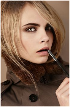 Burberry Beauty Autumn/Winter 2012 Collection