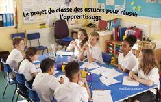 Le projet de classe des astuces pour réussir l'apprentissage Discipline, List Of Goals, Timeline, Behavior, Learning