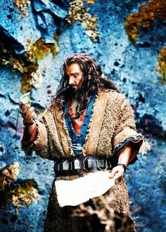 Thorin - Thanks lovedragons1 This happens to be one of my favorite scenes of DOS. <3