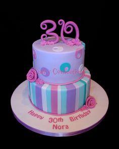 30th birthday cakes -