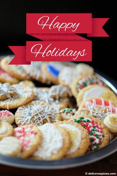 easy christmas cookies how to add sparkle and save time at your christmas