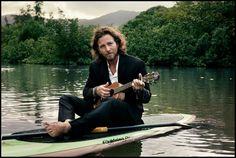 Eddie Vedder. Evenflow.
