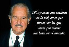 Carlos Fuentes (11 de noviembre de 1928 - 15 de mayo de 2012)