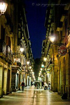 Parte Vieja, San Sebastian  #travel