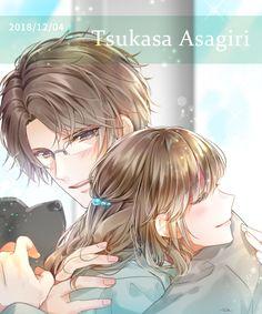 Twitter Romantic Anime Couples, Romantic Manga, Cute Anime Couples, Anime Couples Drawings, Anime Couples Manga, Couple Drawings, Anime Cupples, Anime Love, Anime Stories