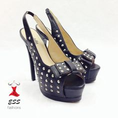 ✨Host Pick✨ Sexy platform spiked heels! Black peep toe heels with bows and silver spikes! 5 1/5 inch heels with a 1 1/5 inch platform! Other than one scuff (shown in last pic), these are in perfect condition! Size 6. NO Trades NO Paypal! Bundle for additonal discounts!    Please follow  Twitter: lynnsimmons_  Instagram: lynnsimmons_  Facebook: facebook.com/essfashions Charlotte Russe Shoes Heels