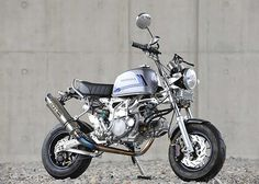 Honda Monkey by Garage Neverland