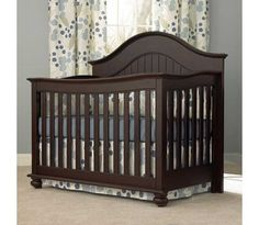 Nantucket - Lifetime  Crib