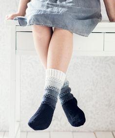 Crochet Socks, High Socks, Crocheting, Slippers, Wool, Knitting, Fashion, Crochet, Moda