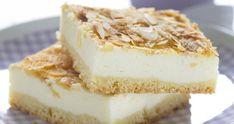 Skvělá snídaně: Tvarohový koláč na plech | Blesk.cz Cheesecake, Food, Cheese Cakes, Eten, Cheesecakes, Meals, Diet