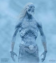 Game of Thrones concept art gives us a closer look at the White Walkers #got #agot #asoiaf