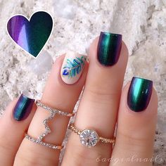 Doctor Lacquer: ☆ Dance of the Spirits ☆ ... a multichrome nail polish