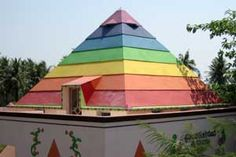 Sri Panduranga Pyramid Meditation Center year of construction : 2007 size : 18ft x 18ft (roof top) | cost incurred:1 lakh | type of structure : RCC timing : 24x7, open for public use technical support : Kishore, +91 98481 90049 contact : Karri Suryavathi, mobile : +91 99089 45756 address : 7-21, near Srinivasa theater center, Munseebgari     thota, Gollalala mamida, Pedapudi (mandal)…