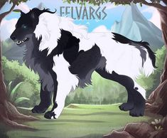 Name: Syn Nickname(s): Echo ID 724 Health Status: Healthy Owner: Kissing Breeder: Felvargs Species: Felvargs Age: Ageless (? Awesome Drawings, Cute Animal Drawings, Fantasy Drawings, Fantasy Art, Fantasy Creatures, Mythical Creatures, Werewolf Name, Beast Creature, Fantasy Beasts