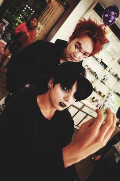 Suga&Kookie - war of hormone halloween special :)⨳