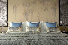 fabric collection   de Gournay