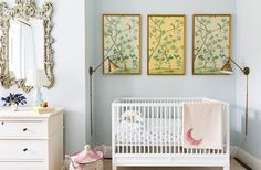 Interior designer CeCe Barfield Thompson has been featured yet again (see also here and here) and I had to share it with you. One Kings Lane recently published the beautiful Gramercy Park abode and I love seeing the space from a new angle. Her daughter's chinoiserie-filled room is a particular highlight—have you ever seen a …