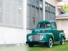 1950 Ford F 1 Bed Photo 2