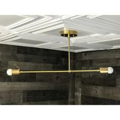 Mercer41 Ove 2 - Light Kitchen Island Linear Pendant | Wayfair Kitchen Island, Ceiling Lights, Light Fixtures, Lights, Kitchen Lighting, Room Goals, Living Room Goals, Light, Chandelier