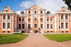 Kikin Hall – one of the earliest surviving Apartment Buildings in St Petersburg, Russia Peter And Paul Cathedral, Petersburg Russia, Saint Petersburg, New Saints, Peter The Great, Imperial Russia, Historic Homes, 18th Century, Buildings