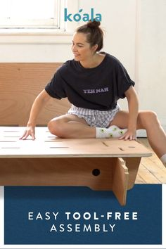 Say hello to the Koala range! Koala has it all! Kit out your entire - Small Room Bedroom, Dream Bedroom, Bedroom Decor, Plywood Furniture, Furniture Design, Furniture Nyc, Platform Bed Designs, High Quality Furniture, Van Life