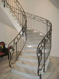 Four Square, Stairs, Home Decor, Zapatos, Lawn And Garden, Stairways, Natural Stones, Stairway, Decoration Home