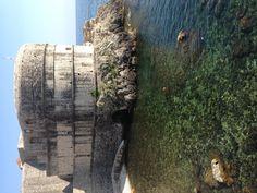 City wall in Dubrovnik, Croatia