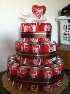 Coca-cola cake | DIY Gifts/Gift