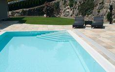 Bildergebnis für pool mit überlaufbecken Outdoor Decor, Home Decor, Gardening, Homemade Home Decor, Interior Design, Home Interiors, Decoration Home, Home Decoration, Home Improvement