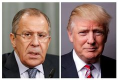 HOW RUSSIAN STATE MEDIA GOT EXCLUSIVE ACCESS TO THE OVAL OFFICE    U.S. media were kept outside President Donald Trump's meeting with Russia's Foreign Minister Sergey Lavrov.